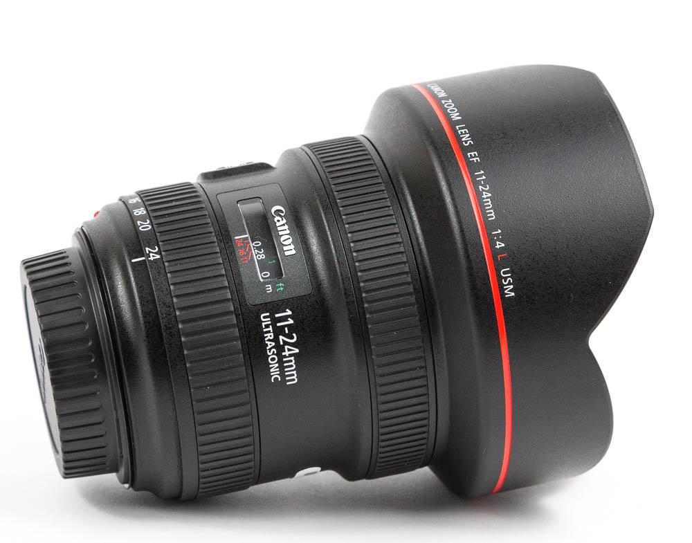 Canon EF 11–24mm f/4L USM Produktbild Test