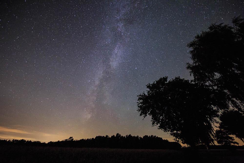 Canon EF 11-24mm f/4L USM Astro-Fotografie Milchstrasse Milky Wa