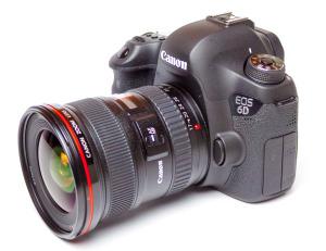 Canon EOS 6D GPS