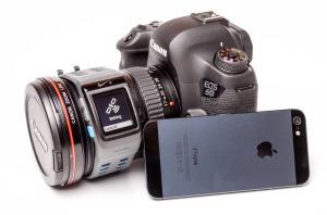 Canon EOS 6D GPS Vergleich