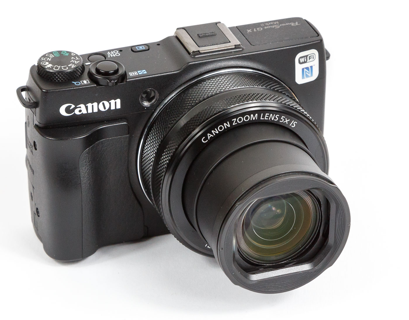 Test: Canon PowerShot G1 X Mk2-Improved & Refined
