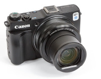 Canon PowerShot G1 X Mark II Body Gehäuse