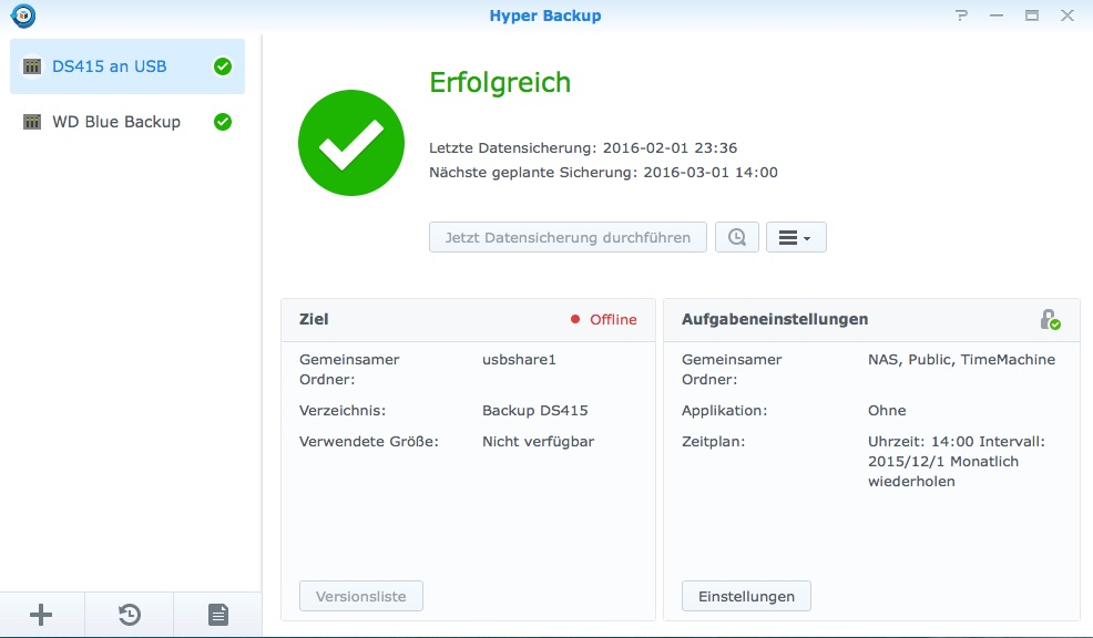 DS415 - Synology DiskStation 11