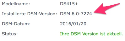 DS415 - Synology DiskStation 3