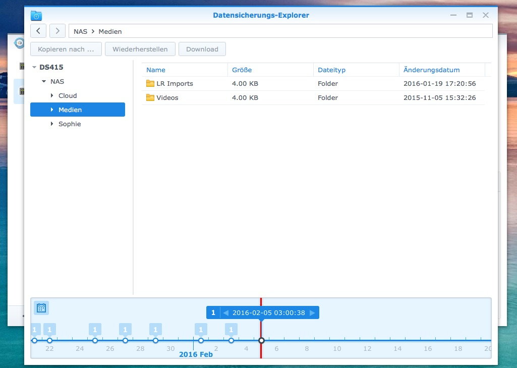 DS415 - Synology DiskStation 5