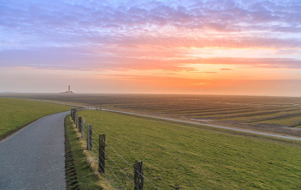 Lighthouse Westerhever I