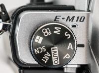 Olympus OM-D E-M10 Test Gehäuse Body
