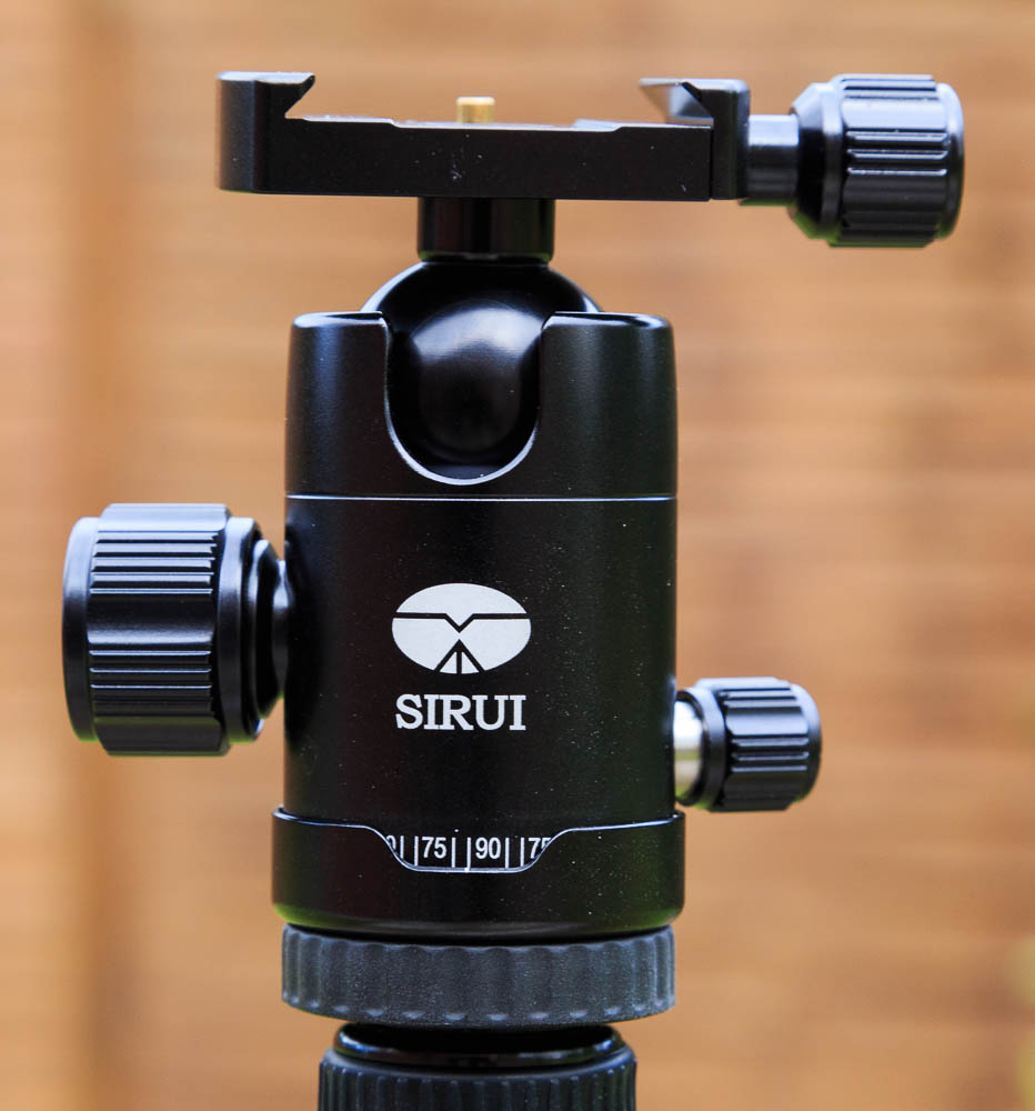 SIRUI T–005X Traveler Light Stativ im Test