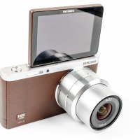 Samsung NX Mini Gehaeuse Body Kamera