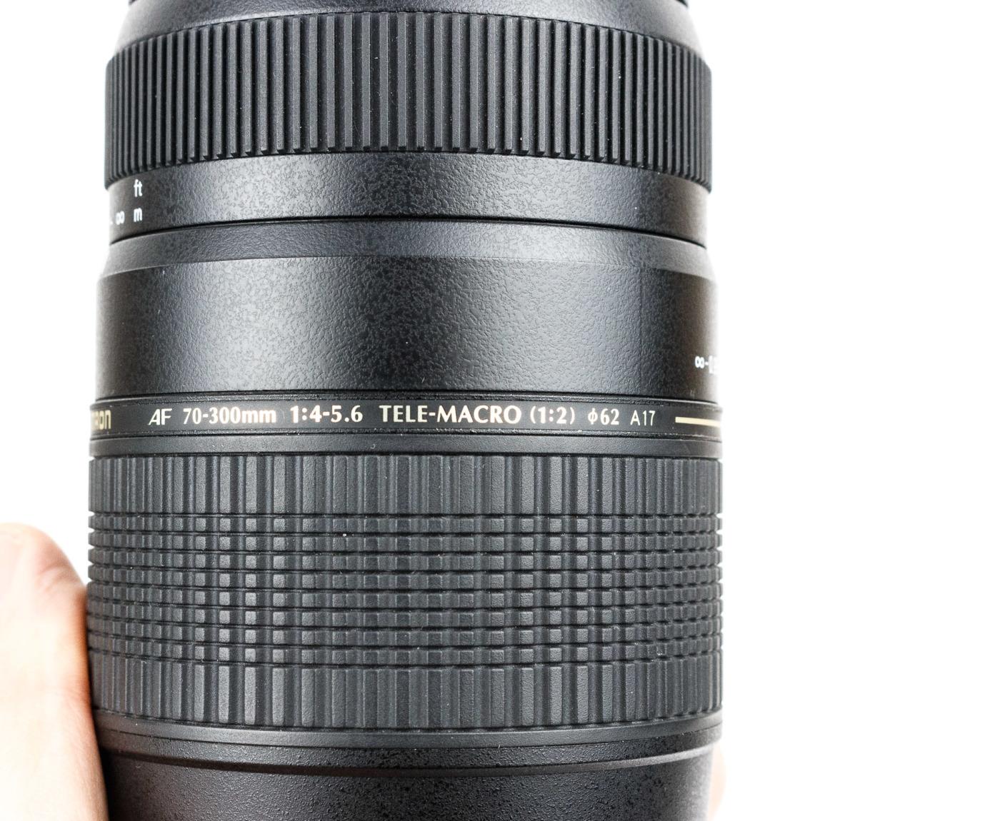 Tamron AF 70-300mm